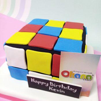 Torta Rubik