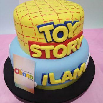 Torta Disney